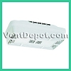 Commercial Ceiling Mount Media Air Cleaner, Surface-Mount, Particle Filters plus CPZ, 325CFM and 600CFM