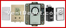 Temperature and Relative Humidity Controllers are available in several grades and styles. Climate Controllers range from simple mechanical, to intermediate digital, and complex like our Explosion Proof or Hazardous location thermostat. We carry Industrial Climate Controllers, Commercial Climate Controllers, and Residential Climate controllers. With Heat only, Cool only, Heat and Cool digital. SPST, DPDT, SPDT. Single Pole Single Throw, Double Pole Double Throw, Single Pole Double Throw. We also carry an electromechanical dehumidistat for your humidity control HVAC applications. The electromechanical dehumidistat controls Relative Humidity RH%.