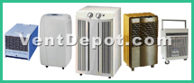 Office, Residential, and Home Dehumidifiers are used to extract water from the air in medium to small spaces, such a spa rooms, basements, bed rooms, and other living spaces. Commercial use such as control rooms, ships, and other small areas. Available in 120V, 1 phase for convenience and can plug into a wall outlet. These dehumidifiers are efficient and quiet. Models are available with storage bucket or with storage bucket and water pump.