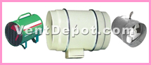 We manufacture and sell helico centrifugal fans. Our propeller centrifugal fans provide an excellent compact design that can directly connect to round air ducts. Helico centrifugal fans are designed for middle pressure needs. Helico centrifugal fans are manufactured in various materials. Our helico centrifugal fans can couple with our entire line of air ducts, air filters, kitchen hoods, industrial hoods, and HVAC accessories.