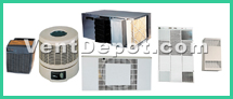 Air purifiers and clean air filter systems are devices which remove solid particulates such as dust, pollen, mold, and bacteria from the air. Air Filters are used in applications where air quality is important such as a building ventilation system. Air filter systems are available with HEPA 99.97% filtration and 0.3 micron particle filtration as well as 30% and 95% ASHRAE standard filters. Also available are CPZ filters and electrostatic filtering. Air filter systems are designed for high air quality in hospitals, laboratories, casinos, industrial buildings, aerospace clean rooms, military clean rooms, commercial buildings, high rise buildings, and residential homes. Our air filter systems are approved and used by HVAC and MEP engineers, ASHRAE, AMCO, UL, and IVS.