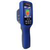 <FONT size=1> <b>Rango Medición :</b> -20 a 380°C ó -4 a 716°F.<br> <b>Unidades:</b> °C y °F.<br> <b>Color:</b> Azul y Negro.<br> <b>Pantalla:</b> 60x60 pixeles.<br> <b>Aplicaciones:</b>Es utilizado en industria eléctrica, pruebas industriales, prueba automotrices, transporte, etc.<br> <b>Batería:</b>4 Pilas de 1.5V AA.<br> <b>Garantía:</b> 1 año.<br> </FONT>