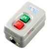 """<FONT size=1> <b>Fases:</b> 3F <br> <b>Voltaje:</b> 380V  <br> <b>Amperaje:</b> 15A <br> <b>Dimensión:</b> 3x4x3"""" <br> <b>Color:</b> Gris.<br> <b>Aplicaciones:</b> PowerSwit  sirve para todo tipo de maquinaria como: Puertas automáticas, soldadoras, extractores, bombas de agua, granuladores, transportadores, cortadoras de mesa, máquinas de fabricación, bandas transportadoras.<br> <b>Garantía:</b> 1 año. <br> </FONT>"""