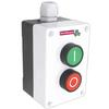"""<FONT size=1> <b>Fases:</b> 3F <br> <b>Voltaje:</b> 660V  <br> <b>Amperaje:</b> 10A <br> <b>Dimensión:</b> 3x4x3"""" <br> <b>Color:</b> Blanco.<br> <b>Aplicaciones:</b> PushStart sirve para todo tipo de maquinaria como: Puertas automáticas, soldadorAs, extractores, bombas de agua, granuladores, transportadores, cortadoras de mesa, máquinas de fabricación, bandas transportadoras.<br> <b>Garantía:</b> 1 año. <br> </FONT>"""