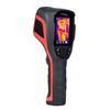 <FONT size=1> <b>Rango Temperatura :</b> -20 a 550°C ó -4 a 1022°F.<br> <b>Unidades:</b> °C y °F.<br> <b>Color:</b> Negro y Naranja.<br> <b>Pantalla:</b> 256x192 pixeles.<br> <b>Aplicaciones:</b> Es utilizado para el diagnóstico eléctrico, mantenimiento de equipos, Pruebas de producto, evaluación de procesos, mantenimiento de automóviles, Mantenimiento HVAC y etc.<br> <b>Batería Recargable:</b> 3.6V <br> <b>Garantía:</b> 1 año.<br> </FONT>