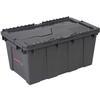 <b>Capacidad:</b> 15kg.<br> <b>Forma de Estiba:</b>  Apilable Hasta 11.<br> <b>Material:</b> Plástico Polietileno.<br> <b>Colores:</b> Gris.<br> <b>Aplicaciones:</b> El BoxArch  sirve para contener, guardar y conservar objetos y, si hablamos de mercancías, para agrupar, proteger, almacenar, transportar y, en ocasiones, exponer la mercancía en el lugar de venta.<br> <b>Garantía:</b> Es aplicable en productos dañados o por defecto sujeto a cláusulas de VentDepot.<br> </FONT>