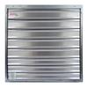 <FONT Size=1> <b>Product Description:</b> TPI CES Series Optional Exhaust Shutters for TPI Wall Fans<br> <b>Weather Rating:</b> Outdoor<br> <b>Fan Sizes:</b> 12, 16, 18, 20, 24, 30, 36, 42, 48, and 60 inch fan diameter size<br> <b>Product Type:</b> TPI CES Series Optional Exhaust Shutters<br> </FONT>