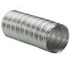 """<FONT size=1> <b>Material:</b>Fabricada en una capa de aleación de aluminio corrugado helicoidal con una costura de acabado con cuatro capas que esta doblada en un plano y onduladas para juste y fuerza.<br> <b>Dimensiones: </b> De 2 a 12""""Ø x 1.5 ó 3m (5 ó 10) pies de largo.<br> <b>Temperatura: </b> Entre -204° a 426°C (-400° a 800°F).<br> <b>Uso: </b> Industrial y Comercial.<br> <b>Flexibilidad: </b> Media.<br> <b>Rigidez: </b> Alta.<br> <b>Resistencia soplado: </b> Alta.<br> <b>Resistencia succión: </b>  Alta.<br> <b>Resistencia abrasión:</b> Baja.<br> <b>Aplicaciones:</b> Industria Alimenticia.<br> <b>Garantía:</b> 1 (Un) año de Garantía en todas las mangueras flexibles certificado por escrito, sujeto a las cláusulas.<br> </FONT>"""