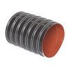 """<FONT size=1> <b>Material:</b> Fabricadas de doble capa de tela con la capa interna de fibra de vidrio recubierta con silicona y con la capa externa recubierta con silicona Nomex reforzada con un resorte de cable de acero en espiral.<br> <b>Dimensiones: </b> De 1 a 8""""Ø x 3.81 m (12) pies de largo.<br> <b>Temperatura: </b> Entre -54° a 287°C (-65° a 550°F).<br> <b>Uso: </b> Industrial y Comercial.<br> <b>Flexibilidad: </b> Alta.<br> <b>Rigidez: </b> Media.<br> <b>Resistencia soplado: </b> Alta.<br> <b>Resistencia succión: </b> Media.<br> <b>Resistencia abrasión:</b> Baja.<br> <b>Aplicaciones:</b> Industria Alimenticia, Excelente compresibilidad y flexibilidad.<br> <b>Garantía:</b> 1 (Un) año de Garantía en todas las mangueras flexibles certificado por escrito, sujeto a las cláusulas.<br> </FONT>"""