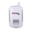 <FONT size=1> <b>Sensor:</b> Gas. <br> <b>Alarma Auditiva:</b> 85 a 105 dB. <br> <b>Alarma Visual Roja:</b> Si. <br> <b>Color:</b> Blanco. <br> <b>Tipo de Batería:</b> 2x 9 V AA. <br> <b>Batería:</b> Si. <br> <b>Alarma de Batería Baja:</b> Si. <br> <b>Pantalla:</b> No. <br> <b>Temperatura:</b> 0 a 50 °C. <br> <b>Aplicaciones:</b> Casa residencial, villas, hoteles, mercados, casa de huéspedes, etc.<br> <b>Garantía:</b> 1 año. <br> </FONT>