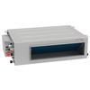 <FONT size=1> <b>Tipo de Unidad:</b> Fan and Coil.<br> <b>Capacidad:</b> 2, 3, 4 ò 5 Toneladas,  24000, 3600, 4800 ò 60000 BTUs.<br> <b>Gas Refrigerante:</b> R-410A.<br> <b>Acondicionamiento:</b> Solo Frío.<br> <b>Flujo de aire:</b> 1150, 1300, 2000 m3/h.<br> <b>Voltaje:</b> 220V.<br> <b>Fases:</b> 1F.<br> <b>Ciclos:</b> 60Hz.<br> <b>Aplicaciones:</b> Ideal para tiendas departamentales, negocios, residencias, hoteles, hospitales, spa, gimnasios, centros deportivos, restaurantes, etc.<br> <b>Garantía:</b> 1 año.<br> </FONT>