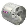 """<FONT size=1> <b>Caudal:</b> 407 a 1500m3/hr.<br> <b>Ducto:</b> 6 a 14""""Ø.<br> <b>Voltaje:</b> 120V/1F/60Hz.<br> <b>Potencia:</b> 38 a 71W.<br> <b>Amperes:</b> 0.55 a 1.0.<br> <b>Nivel Sonoro:</b> 47 a 66 dB.<br> <b>Aplicaciones:</b> El Ventilador Helico Centrifugo, BoosTer es ideal para Locales comerciales. Bares, cafeterías. Oficinas, sala de juntas. Sanitarios. Laboratorios. Talleres. Escuelas, etc... Mejora el flujo de aire en sistemas de ventilación y aire acondicionado. Reposición de aire fresco ó descarga directo a Exterior etc.<br> <b>Garantía:</b> 1 año.<br> </FONT>"""