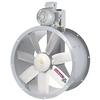 """<FONT size=1> <b>Caudal: </b>30503 m³/hr. <br> <b>Presión Estática: </b> 2.4""""cda ó 60 mmcda.<br> <b>Aspas: </b> 31""""Ø .<br> <b>Material Aspas: </b> Aluminio Fundido.<br> <b>Color: </b>Gris.<br> <b>Material Carcasa: </b> Acero.<br> <b>Color: </b>Gris.<br> <b>Acoplamiento: </b>Polea y banda.<br> <b>Motor: </b>5 HP. <br> <b>Voltaje: </b> 220/440V.<br> <b>Fases: </b> 3<br> <b>Uso: </b> Interior ó  Exterior.<br> <b>Temperatura: </b>Hasta 150 °C<br> <b>Nivel Sonoro: </b>79 dB.<br> <b>Acabado: </b> Pintura Electrostática.<br> <b>Flujo: </b> Inyector o Extractor. <br> <b>Aplicaciones: </b> Extrae o transporta calor, vapor, humo, olores, solventes, partículas de polvo y pelusa. Uso en cabinas de pintura, campanas industriales, atmosferas agresivas, tanques de electrolisis, torres de enfriamiento. <br> <b>Norma: </b>IVS. <br> <b>Garantía: </b> 1 año.<br> </FONT>"""