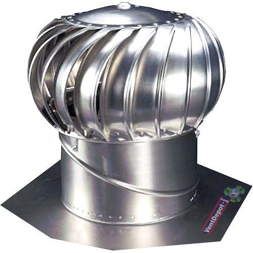 Extractor atmosferico de aluminio extractores atmosf ricos e licos de aire turboextractor - Extractores de humo cocina ...
