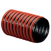 """<FONT size=1> <b>Material:</b> Poliester con Vinilo y Cable de Acero en Espiral.<br> <b>Diámetro:</b> 3 a 12"""".<br> <b>Longitud:</b> 7.6 m.<br> <b>Temperatura:</b> -28 a 82°C.<br> <b>Color:</b> Negro con Naranja.<br> <b>Flexibilidad:</b> Media. <br> <b>Rigidez :</b> Media.<br> <b>Resistencia de Succión: </b> Media. <br> <b>Resistencia Abrasión: </b> Media.<br> <b>Aplicaciones:</b> Industrial, Comercial y Polvo Metálico.<br> <b>Garantía:</b> Un año de Garantía.<br> <b>Fabricación:</b> 9 a 10 días hábiles.<br> </FONT>"""