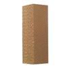 """Uso industrial, empresarial y comercial. El Panel de Enfriamiento Evaporativo ProCell esta hecho de Celulosa. Ideal para aplicarse en cualquier aire lavado y/o aire evaporativo. Dimensiones de 12x36x4"""" a 12x72x6"""". Paso del Aire de 15°. Escurrimiento de Agua a 45°. 1158 a 2327CFM, 1966 3953m3/hr."""