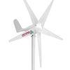 <FONT size=1> <b>Tipo de Unidad:</b> Generador Eólico Horizontal. <br> <b>Potencia del Generador:</b> 300 y 400 Watts <br> <b>Voltaje de Salida:</b> 12 ó 24V. <br> <b>Temperatura:</b> -40° a 80°C <br> <b>Velocidad Máxima del Viento:</b> 45m/s ó 162Km/hr. <br> <b>Velocidad Mínima del Viento:</b> 2.5m/s ó 9Km/hr. <br> <b>Aplicaciones:</b> Jardines, postes de luz, industrias, centros comerciales, residencias, hospitales, Escuelas, edificios, restaurantes, hoteles, bancos, edificios, oficinas. <br> <b>Garantía:</b> 1 año. <br> <b>Fabricación:</b> 0 a 16 días hábiles <br> </FONT>