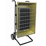 We have a great selection of portable heater for both indoor and outdoor use, although if you intend on using them outside the may need and enclosure as they are not rain tight. Some of the larger portable heaters also come with cart/dolly for easy mobility. So where ever portable heat is needed, whether you have to heat an area or dry paint or damp areas ect, the portable heater is perfect.
