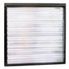 <FONT Size=1> <b>Product Description:</b>Industrial and Commercial Wall Gravity Shutters designed for Exhaust fans only<br> <b>Fan Sizes:</b> 24, 30, 36, 42, 48, 54 and 60 inch diameters<br> <b>Product Type:</b> IndyExhaust, BusyExhaust, and ExploExhaust Axial Wall Fans<br> </FONT>