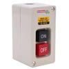 """<FONT size=1> <b>Fases:</b> 3F <br> <b>Voltaje:</b> 330V  <br> <b>Amperaje:</b> 30A <br> <b>Dimensión:</b> 2x4x2"""" <br> <b>Color:</b> Gris.<br> <b>Aplicaciones:</b> PushSwit es adecuado para máquinas de mecanizado como sierra de mesa, torno, herramientas eléctricas, maquinas industriales de corte, maquinas textiles, máquinas de construcción ligeras.<br> <b>Garantía:</b> 1 año. <br> </FONT>"""