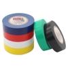 <FONT size=1> <b>Uso:</b> Residencial, Comercial e Industrial.<br> <b>Ancho:</b> 19mm.<br> <b>Longitud del Rollo:</b> 18m.<br> <b>Grosor:</b> 0.18.<br> <b>Empaque #Rollos:</b> 1 a 10 Rollos.<br> <b>Aplicaciones:</b> Ideal para Aislar, cables telefónicos, antenas de televisión o de radio, cables eléctricos de alta tensión, etc. <br> </FONT>