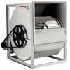 <FONT size=1> <b>Caudal:</b> 1700  hasta 17850 m³/hr ó 1000 hasta 10500 CFM.<br> <b>Motor:</b> 1/4 a 3 HP.<br> <b>Voltaje:</b> 115, 115/230 ó 220/440V.<br> <b>Aplicaciones: </b> Cuenta con entrada sencilla, para su uso industrial y comercial. Extrae o  transporta: Gases, vapor, polvo y virutas. Para uso en: Impulso de aire en fraguas, cubilotes, secadores, quemadores, aserraderos, transporte de partículas de polvo y viruta, etc.</b> <br> <b>Garantía:</b>1 (un) año de garantía certificado por escrito sujeto a clausulas VentDepot.<br> </FONT>