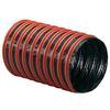 """<FONT size=1> <b>Material:</b> Fabricada de tela de poliester recubierta con una capa de vinilo de PVC y reforzada con un resorte de cable de acero en espiral.<br> <b>Dimensiones: </b> De 3 a 12""""Ø x 7.62 m (25) pies de largo.<br> <b>Temperatura: </b> Entre -28 y 82°C (-20 a 180°F).<br> <b>Uso: </b> Industrial y Comercial.<br> <b>Flexibilidad: </b> Media.<br> <b>Rigidez: </b> Media.<br> <b>Resistencia soplado: </b> Alta.<br> <b>Resistencia succión: </b> Media.<br> <b>Resistencia abrasión:</b> Baja.<br> <b>Aplicaciones:</b> Industria Alimenticia, Excelente compresibilidad y flexibilidad.<br> <b>Garantía:</b> 1 (Un) año de Garantía en todas las mangueras flexibles certificado por escrito, sujeto a las cláusulas.<br> </FONT>"""