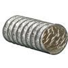 """<FONT size=1> <b>Material:</b> Fabricada de tela de fibra de vidrio recubierta con una capa de aluminio mecánicamente ondulada en un proceso continuo.<br> <b>Dimensiones: </b> De 3 a 12""""Ø x 7.62 m (25) pies de largo.<br> <b>Temperatura: </b> Entre -53 y 564°C (-65 a 1050°F).<br> <b>Uso: </b> Industrial y Comercial.<br> <b>Flexibilidad: </b> Alta.<br> <b>Rigidez: </b> Media.<br> <b>Resistencia soplado: </b> Alta.<br> <b>Resistencia succión: </b>  Media.<br> <b>Resistencia abrasión:</b> Baja.<br> <b>Aplicaciones:</b> Industria Alimenticia, excelente resistencia a la abrasión y flexibilidad.<br> <b>Garantía:</b> 1 (Un) año de Garantía en todas las mangueras flexibles certificado por escrito, sujeto a las cláusulas.<br> </FONT>"""