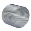 """<FONT size=1> <b>Material:</b> Fabricada en PVC de peso muy liviano y reforzada con un resorte de cable de acero en espiral.<br> <b>Dimensiones: </b> De 6 a 18""""Ø x 7.62 m (25´) pies de largo.<br> <b>Temperatura: </b> Entre -6 y 71°C (20 a 160°F).<br> <b>Uso: </b> Industrial y Comercial.<br> <b>Flexibilidad: </b> Alta.<br> <b>Rigidez: </b> Alta.<br> <b>Resistencia soplado: </b> Alta.<br> <b>Resistencia succión: </b>  Media.<br> <b>Resistencia abrasión:</b> Baja.<br> <b>Aplicaciones:</b> Industria Alimenticia.<br> <b>Garantía:</b> 1 (Un) año de Garantía en todas las mangueras flexibles certificado por escrito, sujeto a las cláusulas.<br> </FONT>"""