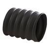 """<FONT size=1> <b>Material:</b> Fabricada en caucho termoplástico de peso liviano y reforzada con un resorte de cable de acero en espiral.<br> <b>Dimensiones: </b> De 1 1/2 a 16""""Ø x 7.62 ó 15.24 m (25 ó 50) pies de largo.<br> <b>Temperatura: </b> Entre -40 y 135°C (-40 a 275°F)<br> <b>Uso: </b> Industrial y Comercial.<br> <b>Flexibilidad: </b> Alta.<br> <b>Rigidez: </b> Media.<br> <b>Resistencia soplado: </b> Alta.<br> <b>Resistencia succión: </b> Media.<br> <b>Resistencia abrasión:</b> Media.<br> <b>Aplicaciones:</b> Industria Alimenticia, Excelente compresibilidad y flexibilidad.<br> <b>Garantía:</b> 1 (Un) año de Garantía en todas las mangueras flexibles certificado por escrito, sujeto a las cláusulas.<br> </FONT>"""