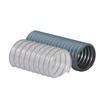 """<FONT size=1> <b>Material:</b> Fabricada en PVC de peso liviano y reforzada con un resorte de cable de acero en espiral.<br> <b>Dimensiones: </b> De 1 1/2 a 16""""Ø x 7.62 ó 15.24 m (25 ó 50) pies de largo.<br> <b>Temperatura: </b> Entre 6 y 71°C (20 a 160°F).<br> <b>Uso: </b> Industrial y Comercial.<br> <b>Flexibilidad: </b> Alta.<br> <b>Rigidez: </b> Baja.<br> <b>Resistencia soplado: </b> Alta.<br> <b>Resistencia succión: </b> Media.<br> <b>Resistencia abrasión:</b> Baja.<br> <b>Aplicaciones:</b> Industria Alimenticia, Excelente compresibilidad y flexibilidad.<br> <b>Garantía:</b> 1 (Un) año de Garantía en todas las mangueras flexibles certificado por escrito, sujeto a las cláusulas.<br> </FONT>"""
