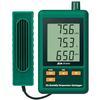 Para uso Industrial, Residencial y/o Comercial. El QualityAir, con Rangos de medición de CO2: Desde 0 hasta 4,000 ppm. Temperatura: Desde -20 hasta 50°C. Humedad: Desde 10 a 90%.