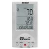 Para uso Industrial, Residencial y/o Comercial. El MonoxiMeter, con Rangos de medición de CO: Desde 0 hasta 999ppm. Temperatura: Desde -10 hasta 60°C. Humedad: Desde 10 a 90%.