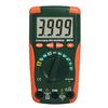 Para uso Industrial, Residencial, Comercial, Oficinas, etc. Los Multímetros Digitales, MiniMultimeters; meden voltaje, corriente DC, resistencia, temperatura tipo K. 600V. 10A. Resistencia 20 y 40. Función  de prueba de la bateria 1.5V y 9V.