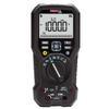<FONT size=1> <b> CA/CC Voltaje:</b> 1000.0V <br> <b> CA/CC Corriente:</b> 10.000A <br> <b>Resistencia:</b> 40.00 MO <br> <b>Frecuencia:</b> 100.00 Hz <br> <b>Funciones:</b> Corriente CA/CD, Voltaje CA/CD, Resistencia, Capacidad, Frecuencia, Prueba de Diodo, Ciclo de Trabajo y Continuidad. <br> <b>Escalas:</b> Voltaje CA, Resistencia, Temperatura y Frecuencia. <br> <b>Apertura de Tenaza:</b> No aplica <br> <b>Color:</b> Negro <br> <b>Aplicaciones:</b> Departamentos de Mantenimiento, Industrias, Fábricas, Máquinas, Residencias, Escuelas, Hospitales, Comercios, Edificios, Laboratorios, Bodegas, etc.<br> <b>Batería:</b> 6 x AAA <br> <b>Garantía:</b> 1 año. <br>