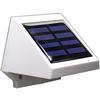 <FONT size=1> <b>Color de la Luz: </b> Blanco Frío y Blanco Cálido <br> <b>Watts: </b> 0.26 <br> <b>Celda Solar: </b> Si <br> <b>Fuente de Luz: </b> Bombillas LEd <br> <b>Tensión: </b> 6V <br> <b>Nivel de Protección: </b> IP54 <br> <b>Cantidad de Led: </b> 4 <br> <b>Lúmenes: </b>  <br> <b>Material: </b> ABS <br> <b>Batería: </b> Sin  <br> <b>Batería Tipo: </b> Ni-MH, Niquel-Metal <br> <b>Batería Carga: </b> N/A  <br> <b>Tiempo de carga: </b> 4 a 5Hrs <br> <b>Tiempo de trabajo: </b> 6 a 8Hrs <br> <b>Ángulo de inducción: </b> 90° <br> <b>Tipo de Sensor: </b> Foto Celda <br> <b>Distancia de detección: </b> N/A <br> <b>Color: </b> Blanco <br> <b>Aplicaciones: </b> Restaurantes, hoteles, oficinas, comercios, entre otros <br> <b>Garantía: </b> 1 año <br> </FONT>