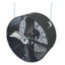 We are authorized distributors for Triangle Engineering of AR and TPI Corporation´s line of Barrel or Drum Fans. These portable Barrel and Drum fans can be used for commercial and industrial applications. We carry the complete line of Triangles HeatBuster fans.