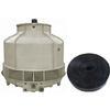 <FONT size=1> <b>Presión: </b> Baja. <br> <b>Toneladas: </b> 10 a 150. <br> <b>Temperatura: </b> 20 a 60°C. <br> <b>Flujo de Agua: </b> 7.81 a 117m3/h. <br> <b>Flujo de Aire: </b> 85 a 950CMM. <br> <b>Potencia del Motor: </b> 0.18 a 2.25KW. <br> <b>HP: </b> 1/4 a 3. <br> <b>Voltaje: </b> 220 a 440V.<br> <b>Amperes: </b> 64 a 32. <br> <b>Nivel Sonoro: </b> 47 a 60dB. <br> <b>Escalerilla: </b> Con y Sin.<br> <b>Aplicaciones: </b> Ideales para Industria alimenticia, hospitales, fábricas, hoteles, manufactureras, centros comerciales, etc. <br> <b>Norma: </b> NEMA. <br> <b>Garantía: </b> 1 año.<br> </FONT>