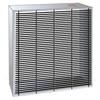 Do you need shutters, guards or hood for you exhaust fans? We have great options, with both automatic shutters that open and close with the wind or electric operated shutters. For increasing the exhaust or intake of your fans the hoods are a great, plus they can protect your fans from the elements. Lastly the guards, not only are they used for safety but also protect your product from items getting in and damaging your fans.