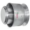 """<FONT size=1> <b>Caudal:</b> 1281 hasta 6520 m³/hr ó 754 hasta 3838 CFM.<br> <b>Motor:</b> 1/8 a 3/4 HP.<br> <b>Voltaje:</b>115, 127/220 ó 208-230/460V.<br> <b>Nivel Sonoro:</b> 64 a 78 dB (A).<br> <b>Rotor:</b> 10 a 18"""". <br> <b>Aplicaciones:</b>Para uso en Hornos de secado, procesos industriales, calderas, hornos alimenticios, campanas industriales, etc </b> <br> <b>Garantía:</b>1 (un) año de garantía certificado por escrito sujeto a clausulas VentDepot.<br> </FONT>"""
