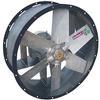 """<FONT size=1> <b>Caudal: </b>31941 a 128784 m³/hr. <br> <b>Presión Estática: </b>hasta 10""""cda ó 254mmcda.<br> <b>Aspas: </b>42 y 48""""Ø.<br> <b>Material Aspas: </b> Aluminio Inyectado.<br> <b>Color del Aspa: </b> Negro.<br> <b>Material Carcasa: </b>Placa de acero rolado en caliente soldada con acabado en pintura poliéster.<br> <b>Color: </b> Gris.<br> <b>Acoplamiento: </b>Directo.<br> <b>Motor: </b>2 a 50HP. <br> <b>Voltaje: </b> 220/440V.<br> <b>Fases: </b> 3.<br> <b>Polos: </b>4 y 6.<br> <b>Uso: </b> Interior o  Exterior.<br> <b>Temperatura: </b>Hasta 120 °C<br> <b>Nivel Sonoro: </b>68  a 93 dB.<br> <b>Acabado: </b>Pintura poliéster  en polvo horneado.<br> <b>Flujo: </b> Inyector o Extractor. <br> <b>Aplicaciones:  </b>Ventilación en minas, túneles, chimeneas, estacionamientos subterráneos, cabinas de pintura, torres de enfriamiento, etc.<br> <b>Norma: </b> NEMA. <br> <b>Garantía: </b> 1 año.<br> </FONT>"""