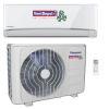 <FONT size=1> <b>Capacidad en Toneladas:</b> 1, 1.5 y 2. <br> <b>Capacidad en BTUs:</b> 12000, 18000 y 24000. <br> <b>Gas Refrigerante:</b> R410a <br> <b>Acondicionamiento:</b>Frío/Calor<br> <b>Método de Encendido:</b> On/Off <br> <b>Eficiencia SEER:</b> 21, 25 y 24 <br> <b>Voltaje:</b> 220. <br> <b>Fases:</b> 1. <br> <b>Ciclos:</b> 60. <br> <b>Aplicaciones:</b> Industrias, comercios, tiendas departamentales, casas, edificios, iglesias, escuelas, negocios, hospitales, residencias, restaurantes, hoteles, etc. <br> <b>Garantía:</b> 1 año. <br> <b>Fabricación:</b> 0 a 15 días hábiles. <br> </FONT>