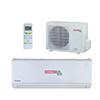 <FONT size=1> <b>Tipo de Unidad:</b> MiniSplit.<br> <b>Capacidad:</b> 1.0 a 2.0 Toneladas ó 12000 a 24000 BTUs.<br> <b>Gas Refrigerante:</b> R410-A.<br> <b>Decibeles dB:</b> <br> <b>Acondicionamiento:</b> Sólo Frío y Frío/Calor c/Bomba.<br> <b>Eficiencia SEER :</b> 18 <br> <b>Eficiencias EER:</b> <br> <b>Voltaje:</b> 115V a 230V.<br> <b>Fases:</b> 1F.<br> <b>Ciclos:</b> 60Hz.<br> <b>Aplicaciones:</b> Industrias, centros comerciales, residencias, hospitales, Escuelas, edificios, restaurantes, hoteles, bancos, oficinas.<br> <b>Garantía:</b> 1 año.<br> <b>Fabricación:</b> 0 a 15 días hábiles.<br> </FONT>