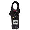 <FONT size=1> <b> AC/DC Voltaje:</b> 1000V <br> <b> AC/DC Corriente:</b> 600A <br> <b>Resistencia:</b> 99.99 kO <br> <b>Frecuencia:</b> 20 a 9.999 Hz <br> <b>Funciones:</b> Corriente CA/CD, Voltaje CA/CD, Resistencia, Capacidad, Frecuencia, Ciclo de Trabajo y Continuidad. <br> <b>Escalas:</b> Voltaje CA, Resistencia, Temperatura y Frecuencia. <br> <b>Apertura de Tenaza:</b> 37mm <br> <b>Color:</b> Negro <br> <b>Aplicaciones:</b> Departamentos de Mantenimiento, Industrias, Fábricas, Máquinas, Residencias, Escuelas, Hospitales, Comercios, Edificios, Laboratorios, Bodegas, etc.<br> <b>Batería:</b> 6 x AAA <br> <b>Garantía:</b> 1 año. <br> <b>Fabricación:</b> 0 a 20 días hábiles. <br> </FONT>