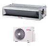 <FONT size=1> <b>Tipo de Unidad:</b> Fan Coil.<br> <b>Capacidad:</b> 2.0 Toneladas ó 24000 BTUs.<br> <b>Gas Refrigerante:</b> R-410A.<br> <b>Acondicionamiento:</b> Sólo Frío.<br> <b>Eficiencias:</b> 19SEER<br> <b>Voltaje:</b> 220V.<br> <b>Fases:</b> 1F.<br> <b>Ciclos:</b> 60Hz.<br> <b>Aplicaciones:</b>  es utilizado en centros comerciales, residencias, hospitales, escuelas, edificios, restaurantes, hoteles, bancos, oficinas, departamentos, consultorios, salas, hogar<br> <b>Garantía:</b> 1 año.<br> <b>Fabricación:</b> 0 a 8 días hábiles.<br> </FONT>