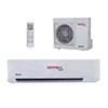 <FONT size=1> <b>Tipo de Unidad:</b> MiniSplit.<br> <b>Capacidad:</b> 1.0, a 2.0 Toneladas ó 12000 a 24000 BTUs.<br> <b>Gas Refrigerante:</b> R410-A.<br> <b>Acondicionamiento:</b> Sólo Frío y Frío/Calor c/Bomba.<br> <b>Método de Encendido:</b> Inverter <br> <b>Eficiencia SEER:</b> 19.0 y 20.0 <br> <b>Voltaje:</b> 220V.<br> <b>Fases:</b> 1F.<br> <b>Ciclos:</b> 60Hz.<br> <b>Aplicaciones:</b> Industrias, centros comerciales, residencias, hospitales, Escuelas, restaurantes, hoteles, bancos, edificios, oficinas.<br> <b>Garantía:</b> 1 año.<br> <b>Fabricación:</b> 0 a 15 días hábiles.<br> </FONT>