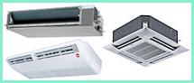 Aire Acondicionado: Evaporadoras de Gas Refrigerante