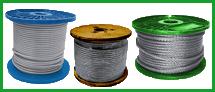 Cables de Acero: Lineas de Vida, Poleas, Elevadores y Tirantes