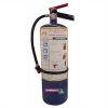<FONT size=1> <b>Clases de Fuego:</b> A, B.<br> <b>Tipo:</b> Gas.<br> <b>Compuesto:</b> HFC-236 (Hexafluoropropano).<br> <b>Capacidad:</b> 4.5Kg.<br> <b>Aplicaciones:</b> Ideales para centrales eléctricas, salas de cómputo, distribuidoras de aparatos electrónicos, museos, oficinas, joyerías, etc.<br> <b>Garantía:</b> 1 año.<br> <b>Fabricación:</b> 0 a 15 días hábiles.<br> </FONT>