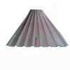 <FONT size=1> <b>Acabado:</b> Pintro.<br> <b>Material:</b> Acero.<br> <b>Color:</b> Blanco Ostion.<br> <b>Ancho:</b> 1.01m.<br> <b>Longitud:</b> 1.0 a 7.32m ó 3.28 a 24 pies<br> <b>Calibre:</b> 20 a 26.<br> <b>Grosor:</b> 2.54cm.<br> <b>Aplicaciones:</b> Es utilizado en Cubiertas Tradicionales, Techos, Bodegas, Naves Industriales, con mediana capacidad estructural y de desagüe.<br> <b>Garantía:</b> 1 año.<br> <b>Fabricación:</b> 0 a 4 días hábiles.<br> </FONT>